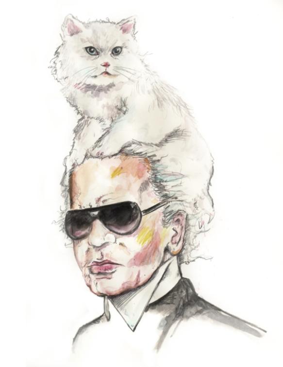 Natalia-Jhete-Karl-Lagerfeld-Chanel
