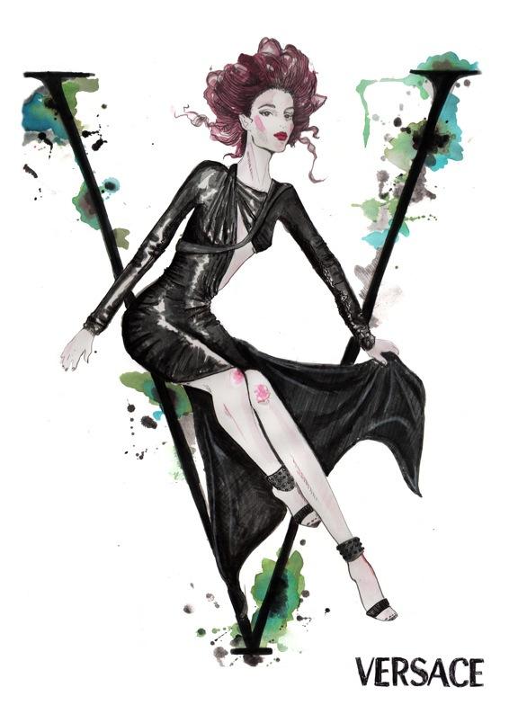 Natalia-Jhete-A-to-Z-Versace