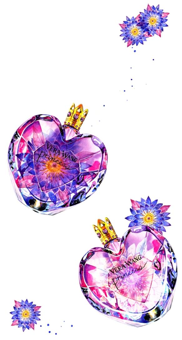 Sunny-Gu-Perfume-Obsession-Princess-Vera-Wang