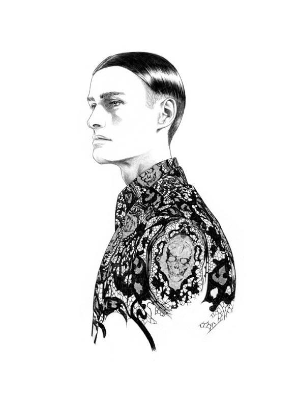 Florian-Meacci-Alexander-McQueen-Men-Spring-2014
