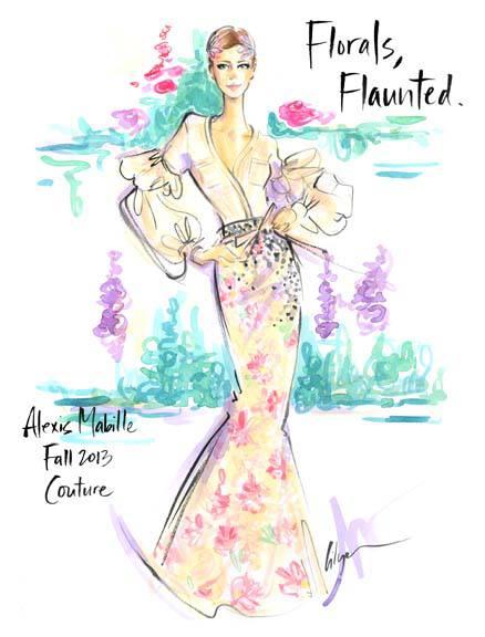 Jennifer-Lilya-Alexis-Mabille-Haute-Couture-Fall-2013
