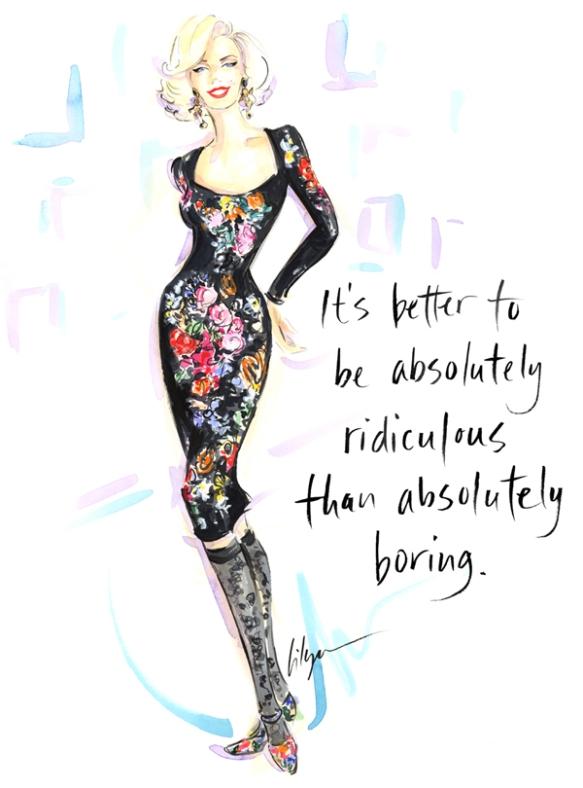 Jennifer-Lilya-Marilyn-Monroe-Dolce-Gabbana-Fall-2012-2