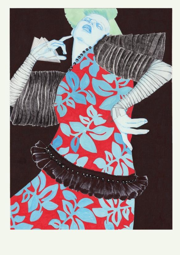 Artaksiniya-Marc-Jacobs-Spring-2014-1