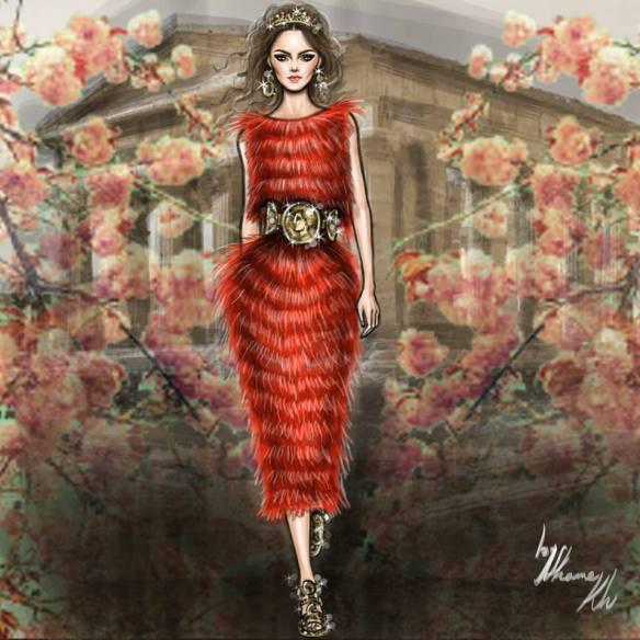Shamekh-Dolce-and-Gabbana-Spring-2014