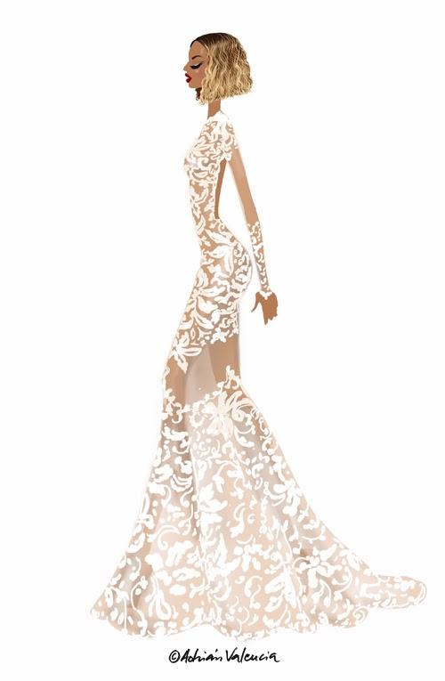 Adrian-Valencia-Beyonce-Grammys-2014-1