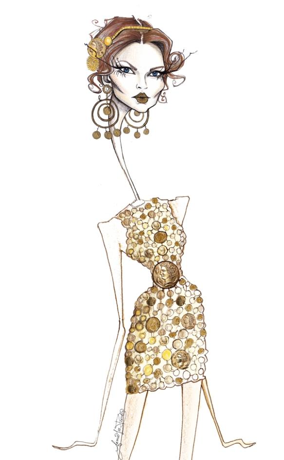Jamie-Lee-Reardin-Dolce-and-Gabbana-Spring-2014