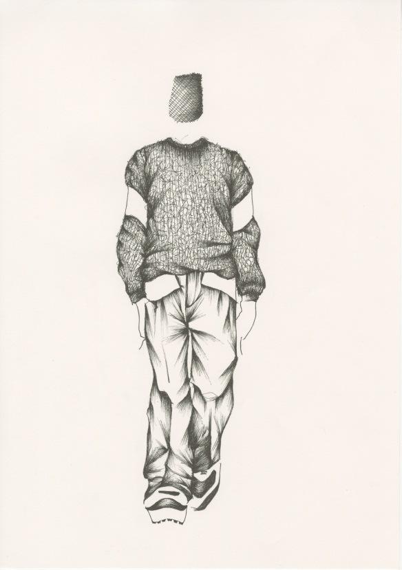 Josie-Hall-Givenchy-Menswear-Fall-2014