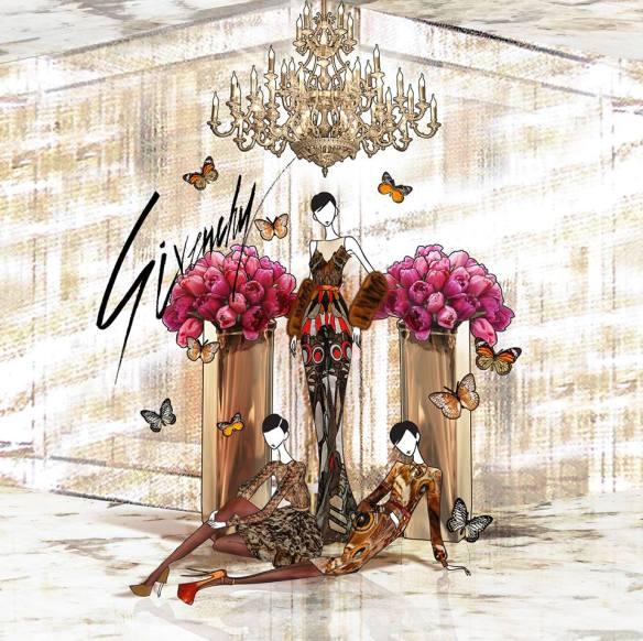 JSK Givenchy F/W 2014