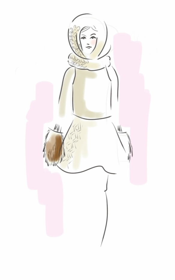Lisa-Nishimura-Pink-Tartan-Fall-2014-2