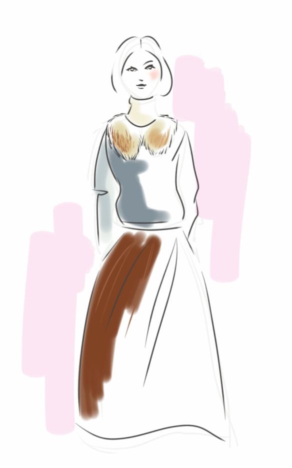 Lisa-Nishimura-Pink-Tartan-Fall-2014-3