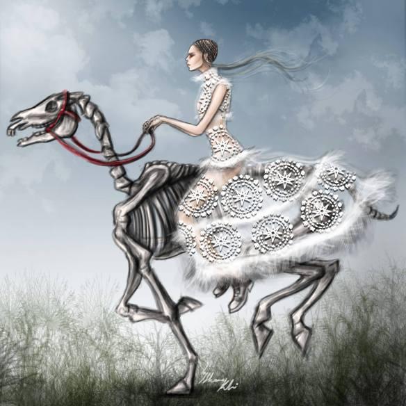 Shamekh Alexander McQueen F/W 2014