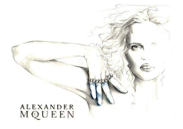 Yana-Protasova-Alexander-McQueen-Fall-2013