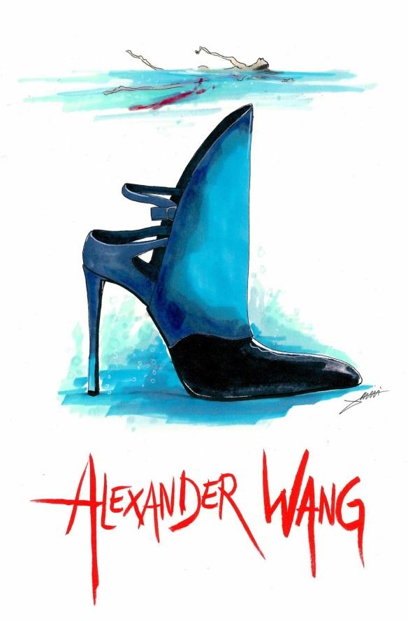 Achraf-Amiri-Alexander-Wang-Fall-2014