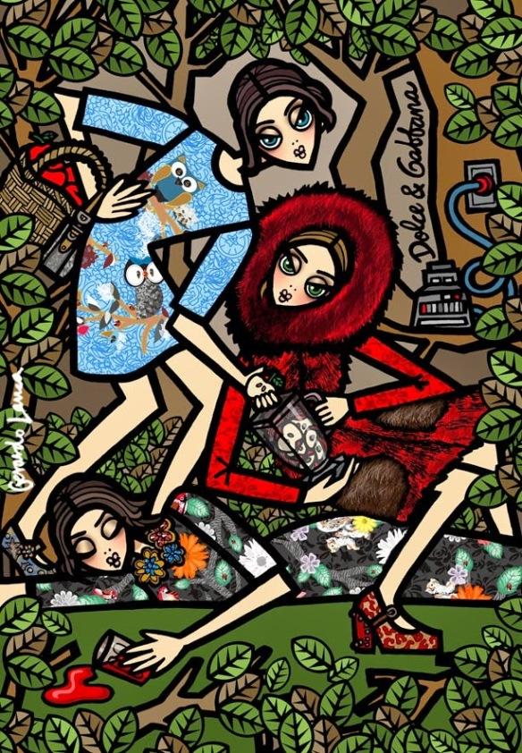 Gerardo-Larrea-Dolce-and-Gabbana-Fall-2014
