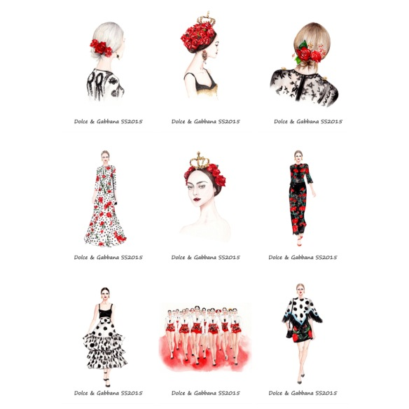 Jiwei-JW-Dolce-and-Gabbana-Spring-2015
