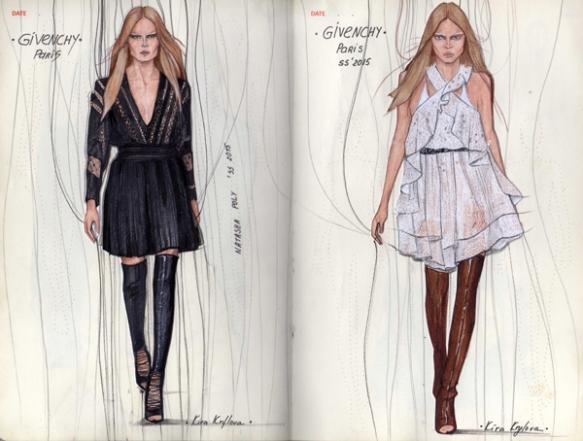 Kira-Krylova-Givenchy-Spring-2015