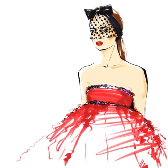 Alena-Lavdovskaya-Giambattista-Valli-Haute-Couture-Spring-2015-1