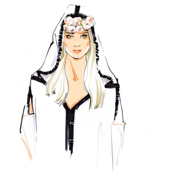 Alena-Lavdovskaya-Jean-Paul-Gaultier-Haute-Couture-Spring-2015-3