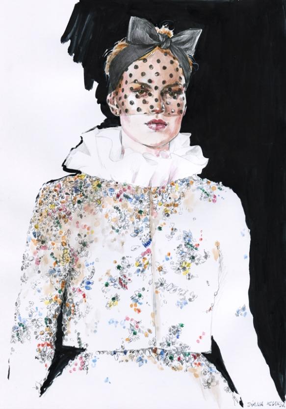 Diana-Kuksa-Giambattista-Valli-Haute-Couture-Spring-2015-2