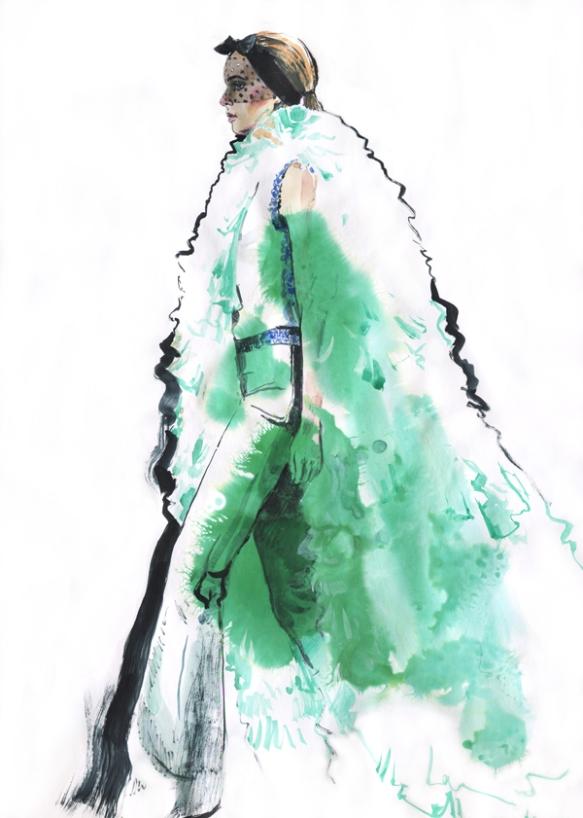 Diana-Kuksa-Giambattista-Valli-Haute-Couture-Spring-2015-3
