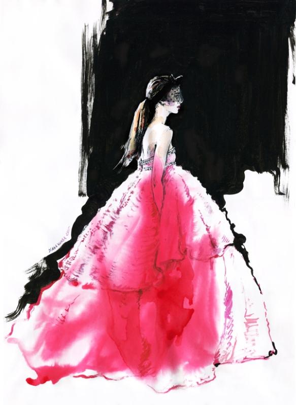 Diana-Kuksa-Giambattista-Valli-Haute-Couture-Spring-2015-4